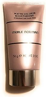 Merle Norman -Matte Oil Free Moistuizer - Oil control moisturizer