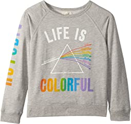 Colorful Sweatshirt (Toddler/Little Kids/Big Kids)