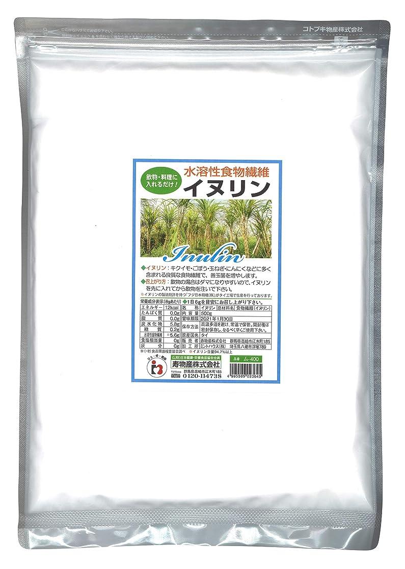 衝突するラフト概してイヌリン 500g 水溶性食物繊維 菊芋に多く含まれる食物繊維