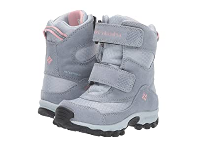 Columbia Kids Parkers Peaktm Boot (Toddler/Little Kid) (Cirrus Grey/Rosewater) Girls Shoes