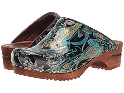 Sanita Rococco (Black/Blue) Women
