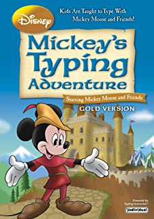 Disney Mickey's Typing Adventure Gold - 7-Day Free Trial [PC Download]