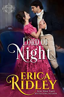 Lord of Night: Regency Romance Novel (Rogues to Riches Book 3)