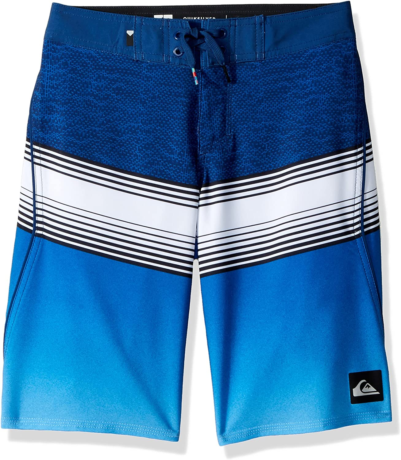 QuikSilber Boy's Division Fade Boardshorts