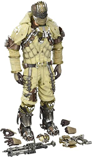 Dead Space 3 1 6 Scale Action Figure Isaac Clarke