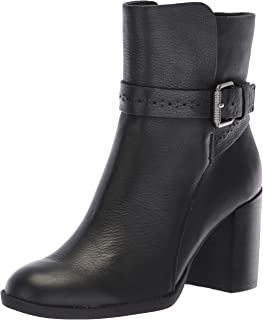 Splendid Women's Callen Ankle Boot, Black, 9.5 M US