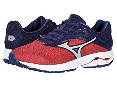 Mizuno Wave Rider 23 (Purple Potion/Silver) Women