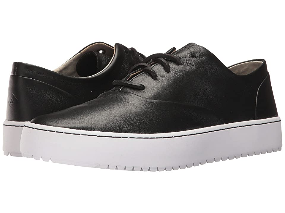 Sperry Endeavor CVO Leather (Black) Men