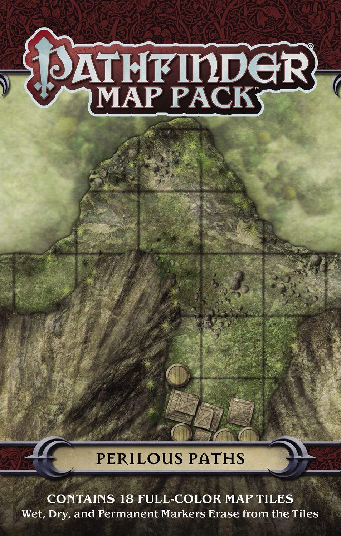 Pathfinder Map Pack: Perilous Paths: Engle, Jason A.: Amazon.es: Juguetes y juegos