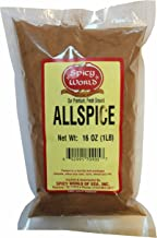 Spicy World Allspice Ground 16 Ounce - Huge 1LB Value Pack (Pack of 1)