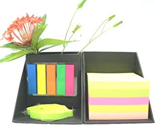 Magic Gift Box Sticky Notes and PET Index Tabs Bundle Set 3