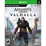 Assassin's Creed Valhalla Xbox Series X|S, Xbox One Standard Edition, Opens in a new tab