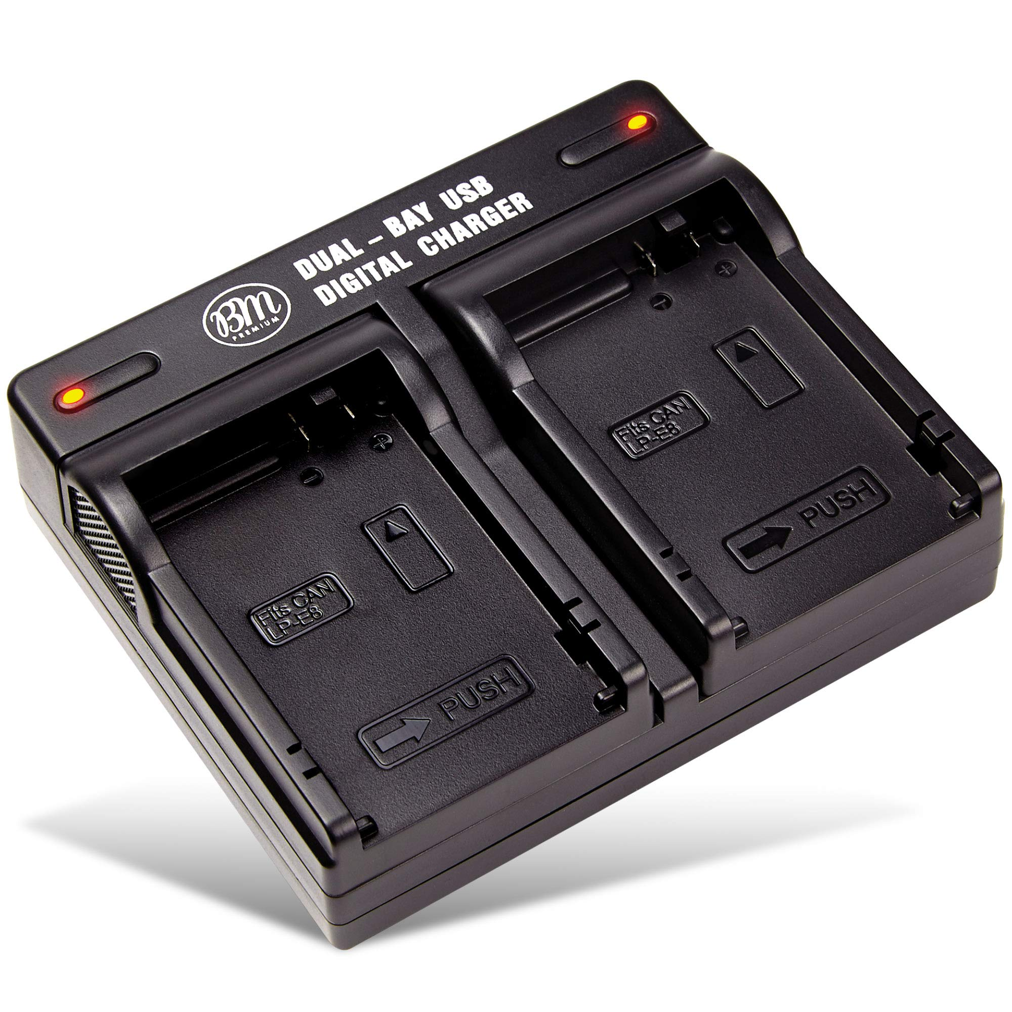 BM Premium Battery Charger Digital