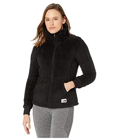 The North Face Campshire Full Zip Jacket (TNF Black) Women