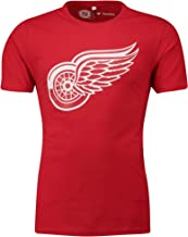 NHL T-shirt Detroit Red Wings Primary Graphic Logo IJshockey