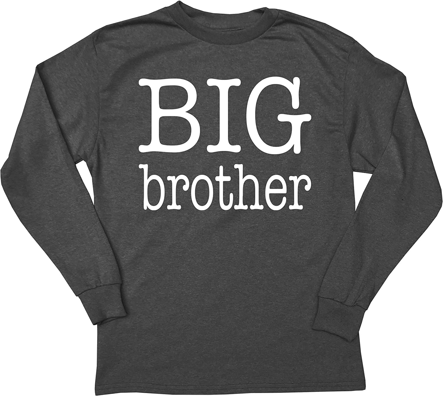 Big Brother Matching Memphis Mall Sibling Birth Trust Set Type Announcement Lo Font