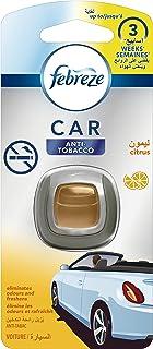Febreze Car Vent Clip Anti Tobacoo Air Freshner, 2 ml - Pack of 1
