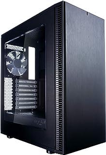 Fractal Design Define C Templado Cristal ATX/mATX/ITX PC de Ordenador–Negro