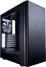 Fractal Design Define C TG Midi-Tower Black Computer case