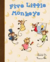 Five Little Monkeys (English Edition)