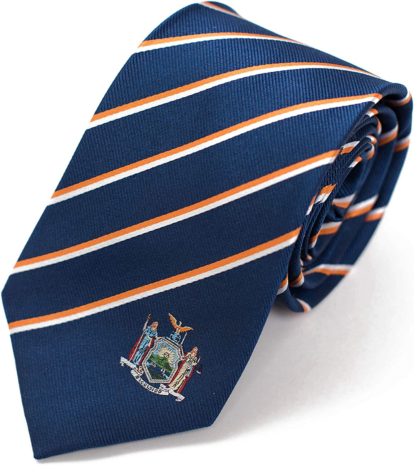 New York Translated Tie Silk Popular brand in the world 100% Woven