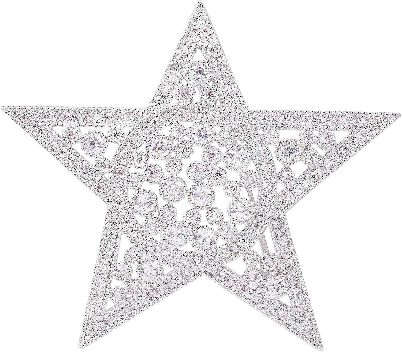 OBONNIE Sparkling Rhinestone Crystal Crystal Crystal CZ