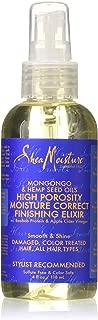 using shea moisture products