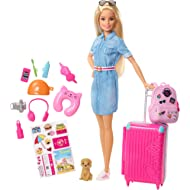 Barbie Travel Doll