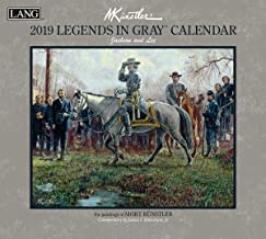 The LANG Companies Legends in Gray 2019 Wall Calendar (19991001923)