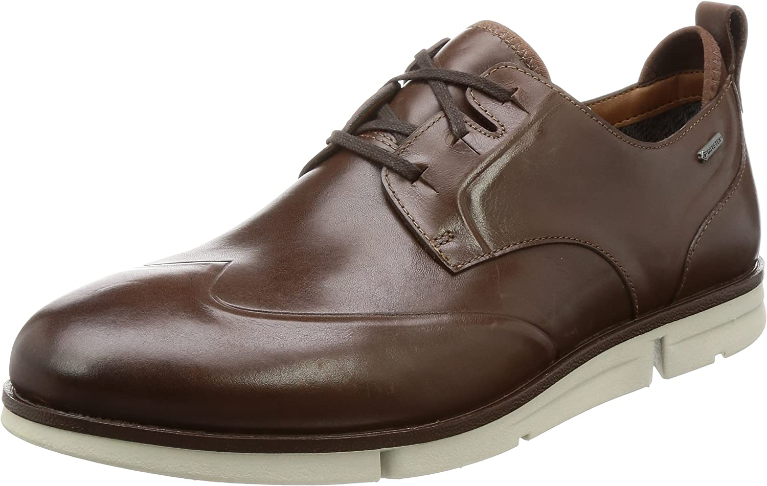 Clarks Men's Lace-Up Flats tan