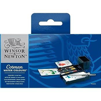 Winsor /& Newton Cotman confezione 45 mezzi godet