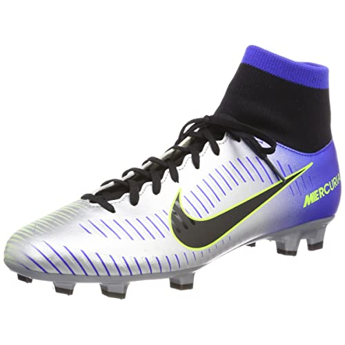NIKE Mercurial Victory VI Dynamic Fit Neymar Firm-Ground Soccer Cleat (7 D(