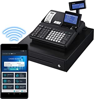 Casio PCR-T2500 Cash Register 4.5