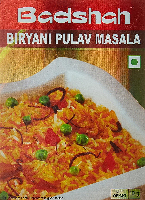 Bharat Bazaar Badshah Biryani Pulav 100 store 2021 new Masala - g