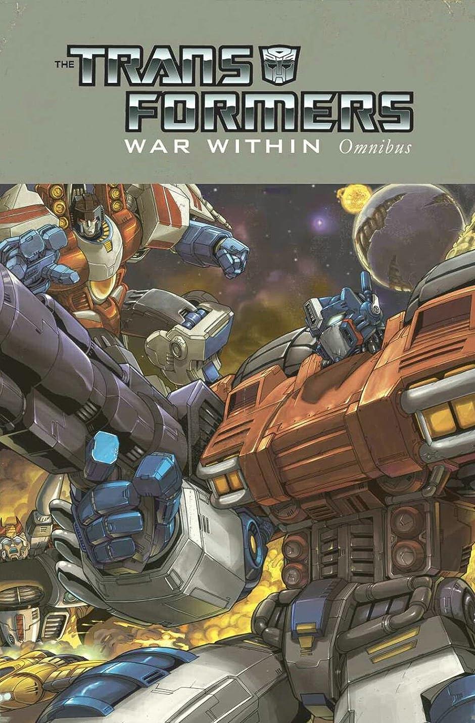 ケープ最近グループTransformers: War Within Omnibus