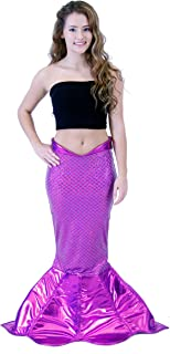 Magical Mermaid Sparkle Tail Deluxe Costume