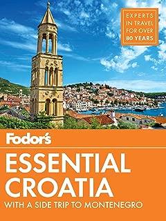croatia frommer's