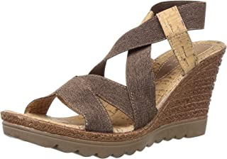 Catwalk Women's Strappy Wedges