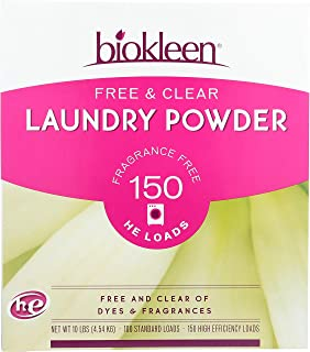 Best he laundry powder Reviews