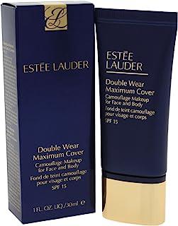 Estee Lauder Double Wear Maximum SPF 5 Cover Camouflage Makeup Oz, Medium/Deep, 1 Fl.Oz
