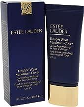 Estee Lauder Double Wear Maximum SPF 15 Cover Camouflage Makeup, Medium/Deep, 1 Ounce