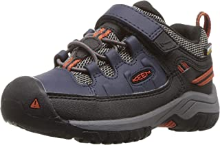KEEN Shoes Boys' Targhee Low WP Kid's Shoes