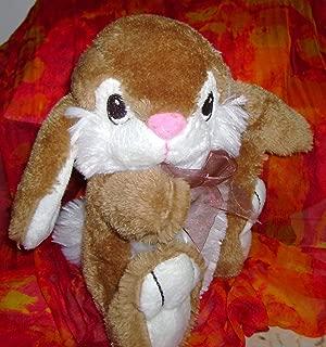 Dan Dee Collector's Choice Baby Bunny Lop Ear Rabbit Plush 7