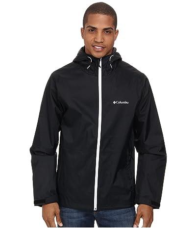 Columbia Roan Mountaintm Jacket (Black/White) Men