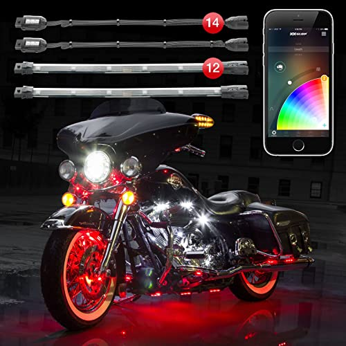 Harley Davidson LED Light Kit: Amazon com