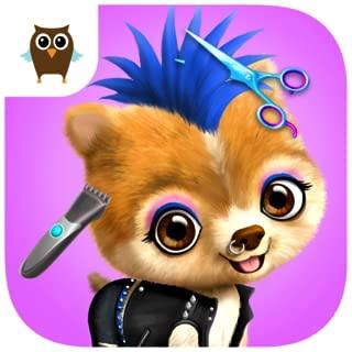 animal hair salon tutotoons