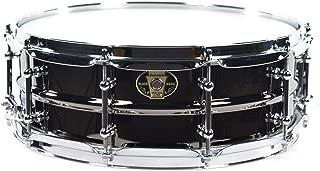 Ludwig 5.5x14 Black Magic Snare Drum w/Chrome Hdwr