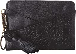 Black Souk Embossed