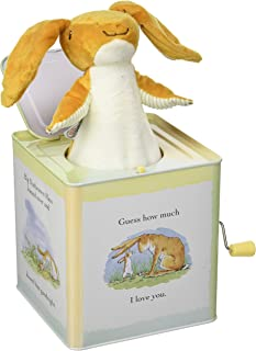 Guess How Much I Love You Nutbrown Hare Jack-in-the-Box, 5.5""