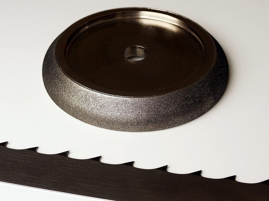 5 CBN Band Saw Sharpening Wheel To Grind Wood Mizer 7 34 Saw Blades Sharpen